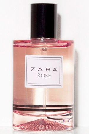 Rose Zara for women - check for Narciso Rodriguez dupe