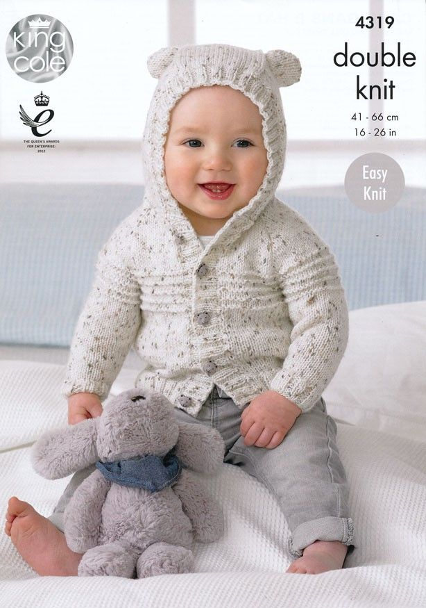 Baby Knitted Hat Pattern Free Hood