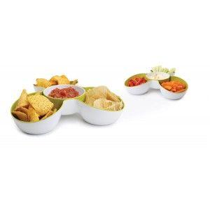 Triple Dish kínáló tálka készlet