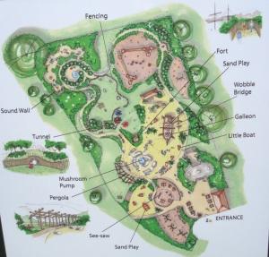 The Diana, Princess of Wales Memorial Playground
