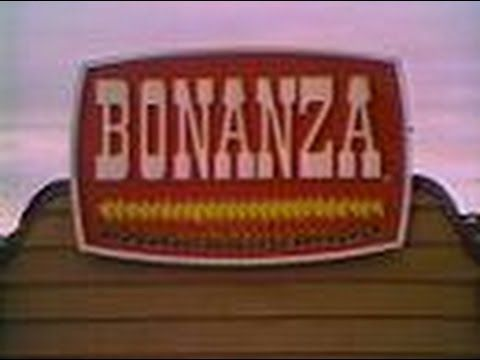 Bonanza Restaurants (Commercial, 1977) Here's a neat commercial for Bonanza Restaurants - which later became Ponderosa. (or did they have both at the same time in Chicago?)
