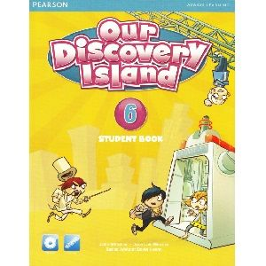 Our Discovery Island 6 Student Book