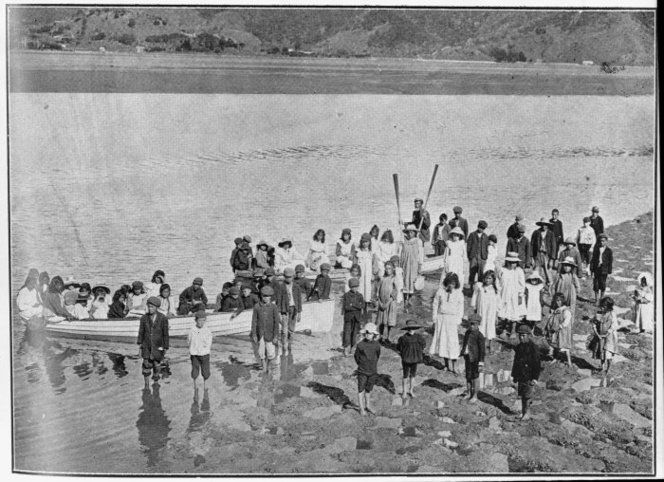 Whangape Native School Ferry