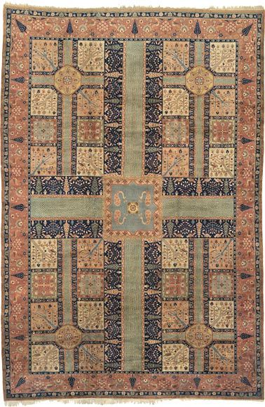 1000 Images About Persian Carpets With Garden Motifs On