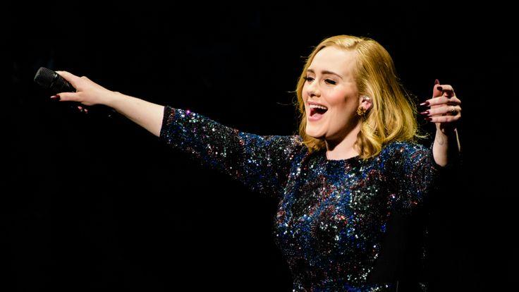 Looks like Adele may never tour again