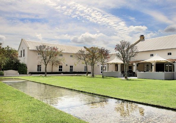 Condé Nast Traveler readers pick Spier as one of Africa's top 25 hotels