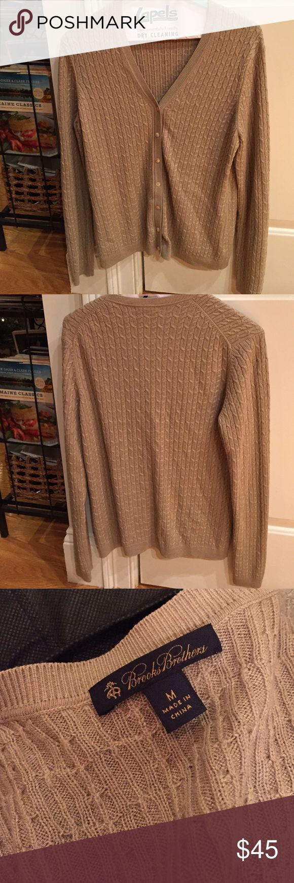 Brooks Brothers Silk and Cashmere Sweater Brooks Brothers Silk and Cashmere Sweater Brooks Brothers Sweaters Cardigans