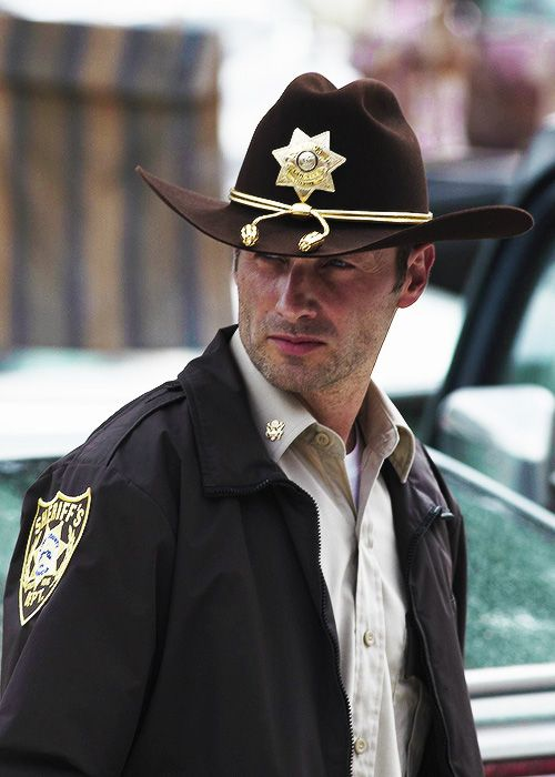 Rick Grimes / love This pic ❤