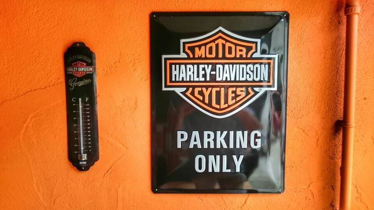 Harley-Davidson stuffs