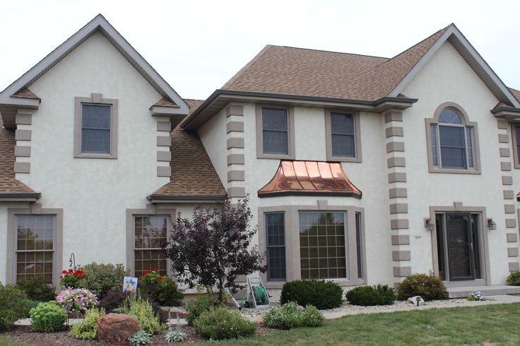 Middleton Copper Bay Windows Ideas For The House