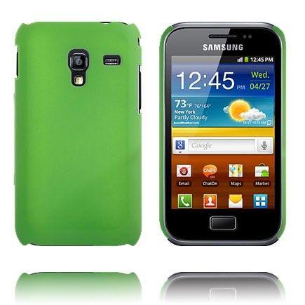 Hard Shell (Grøn) Samsung Galaxy Ace Plus Cover