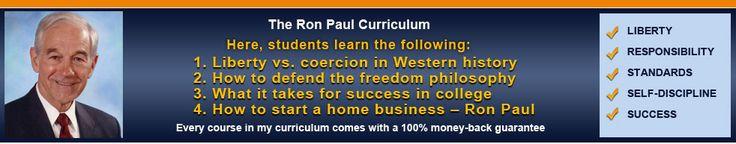 RonPaulCurriculum.com