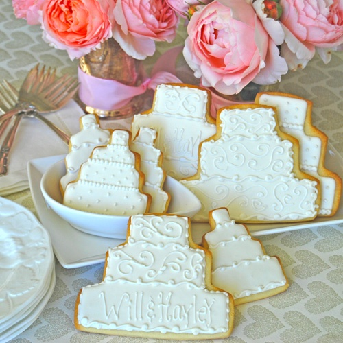 sugar cookie wedding cakes 17 best images about wedding cakes and ideas on 20566