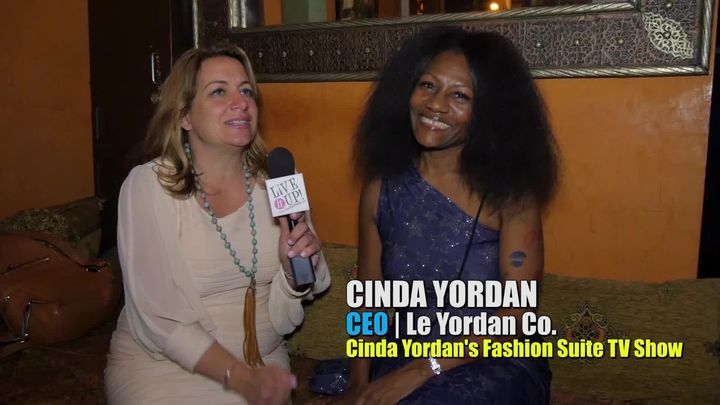 Join CBS-NY host Donna Drake at the CINDA YORDAN Fashionsuite TV pilot release party. Enjoy interviews featuring: 3 time Emmy Award-winning TV executive...