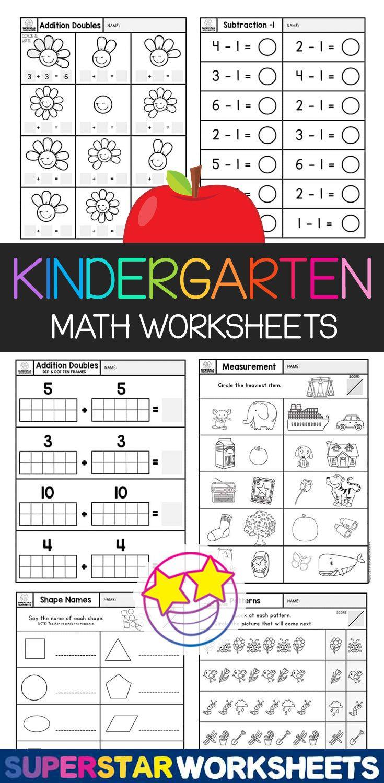Free Kindergarten Math Worksheets From Superstarworksheets Free Printable Worksheets F Kindergarten Math Worksheets Addition Kindergarten Math Math Worksheets [ 1500 x 735 Pixel ]
