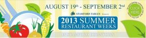 Stamford Tables Summer Restaurant Weeks | Stamford Downtown - This is the place!