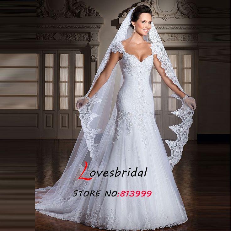 Mejores 50 imágenes de Novias en Pinterest   Vestidos de novia ...