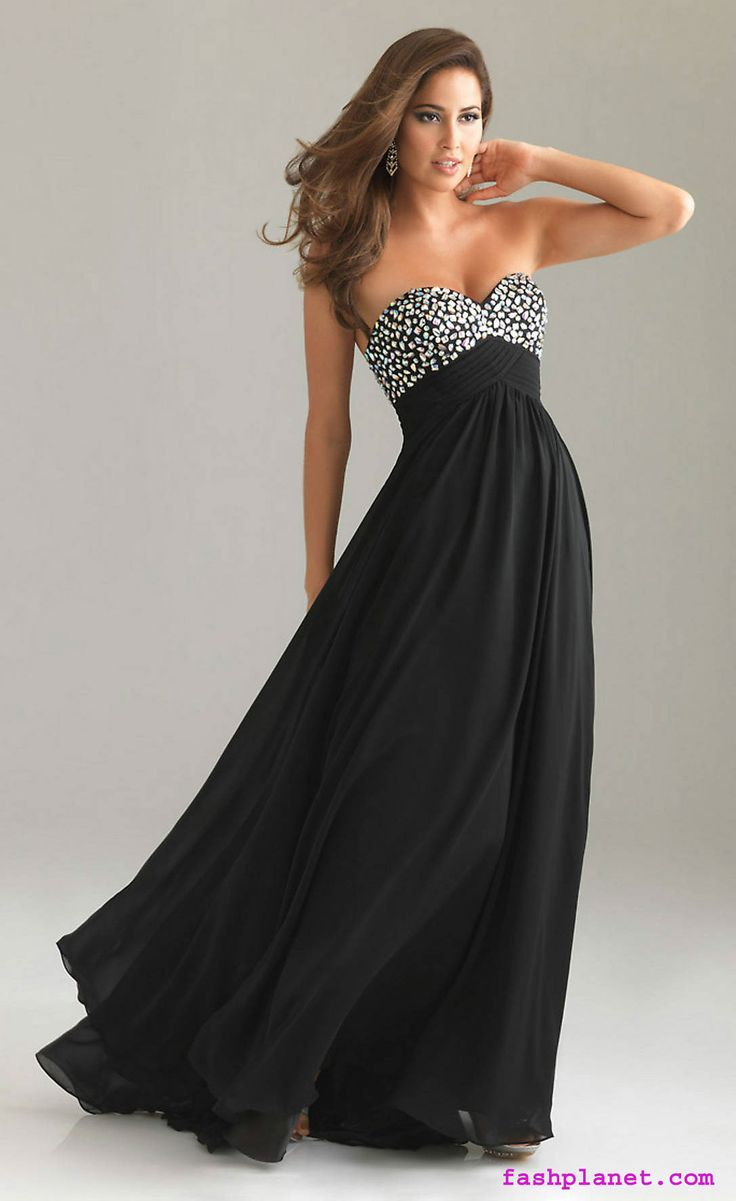 16 best Beautiful Formal Wear images on Pinterest | Dress prom ...