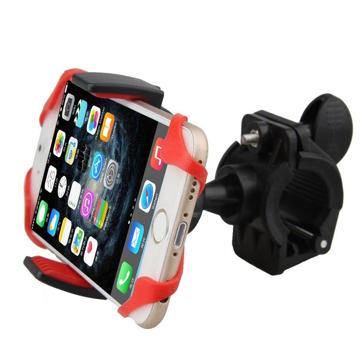 Motorcycle Bicycle MTB Bike Handlebar Mount Holder For Cell Phone GPS Fashion #UnbrandedGeneric