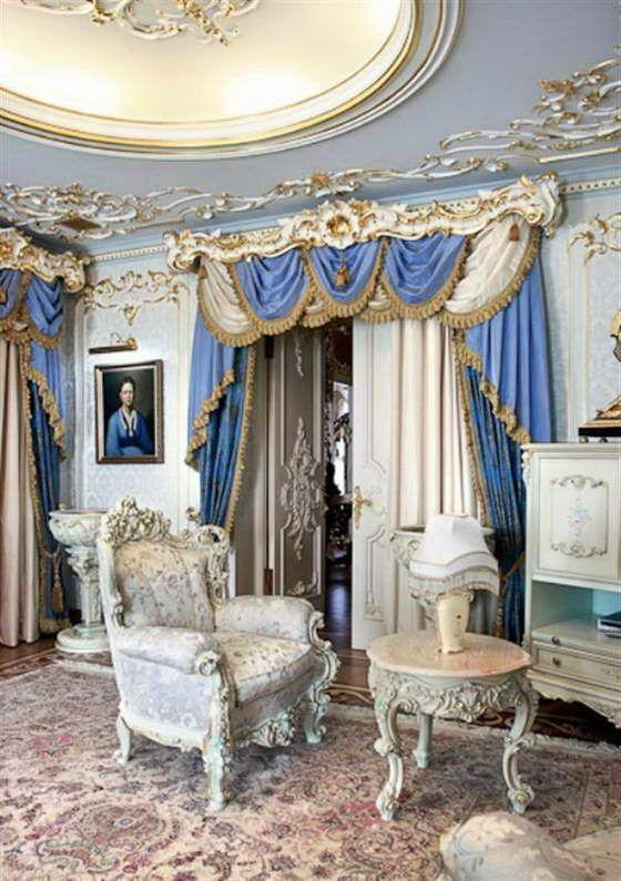 Картинки по запросу интерьер дома в стиле ренессанс