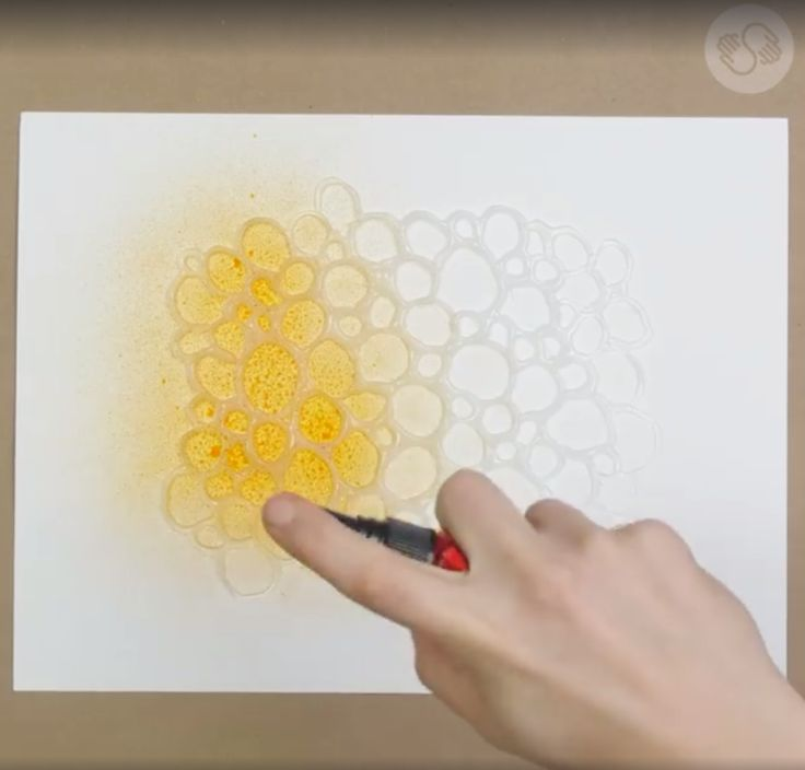 How to make glue stencils - useful for small projects / art / card making