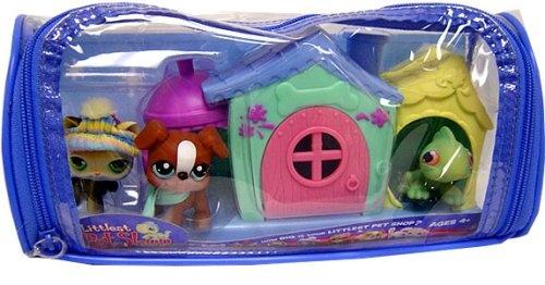 Amazon.com: Littlest Pet Shop Winter Play Set: Toys ...