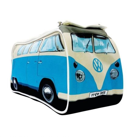 VW Camper Van blue toiletry bag - The Monster Factory :  for my boys