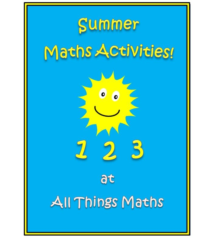 80 best Summer Maths Activities images on Pinterest   Addition facts ...