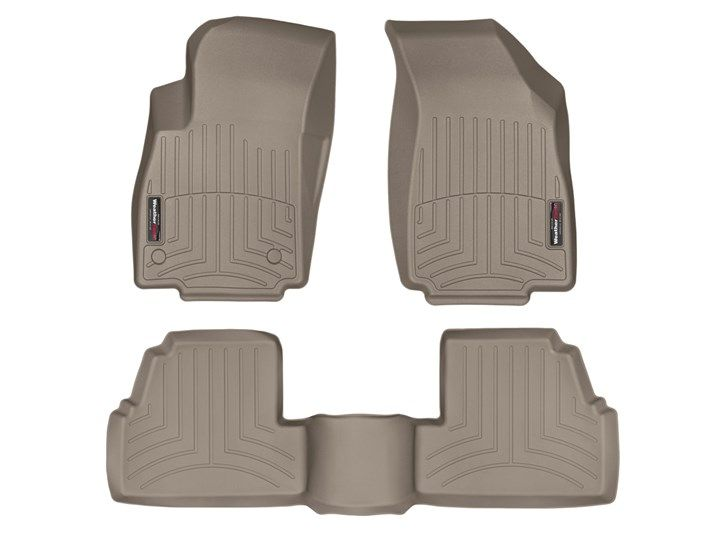 2015 Buick Encore | WeatherTech FloorLiner custom fit car floor protection from mud, water, sand and salt. | WeatherTech.com