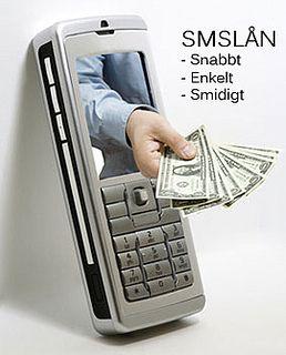 Kan smslån lån med bet anmarkning ppna