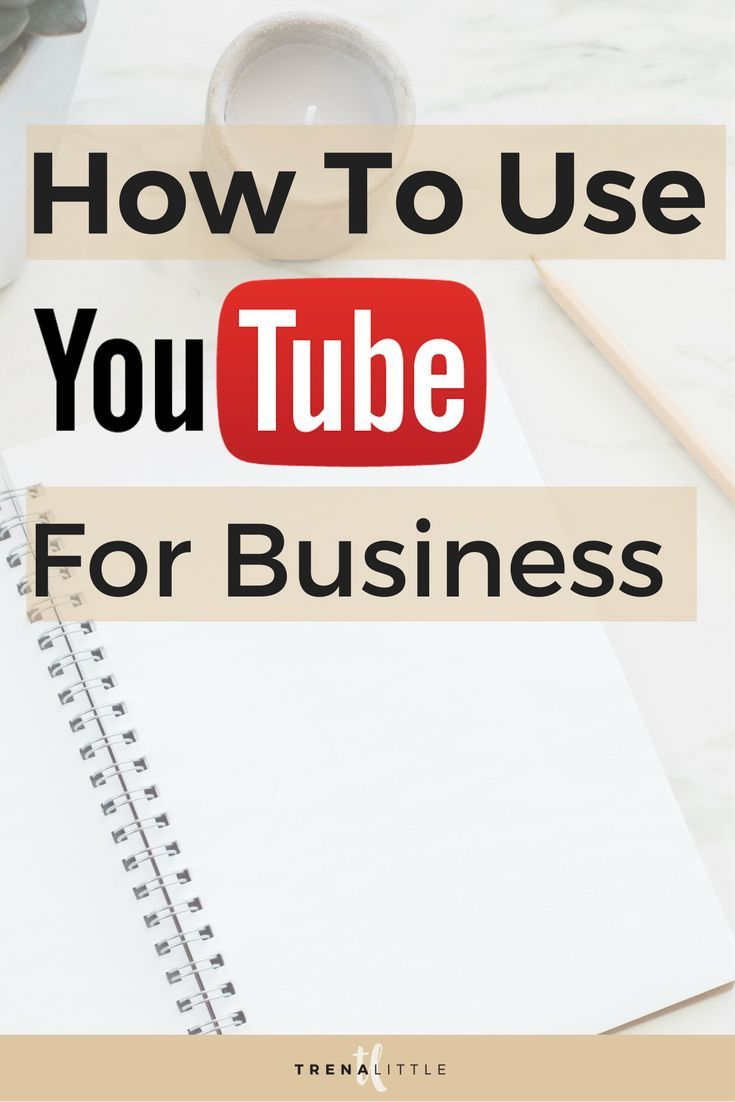 I'm sharing my top 3 tips on how to get started using Youtube to market and grow your business. Click through to check out the video!