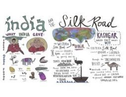 recipe and activities for rice One Grain of Rice Silk Road