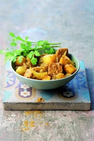 Colombo de porc - Larousse Cuisine
