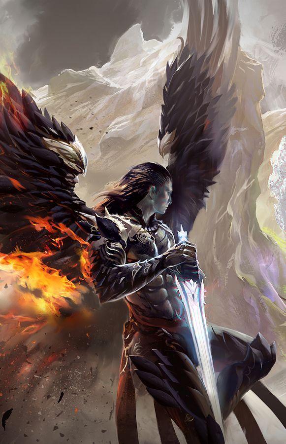 Berilo, Anjo da Punição