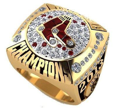 Boston Red Sox 2013 MLB World Series Championship Ring