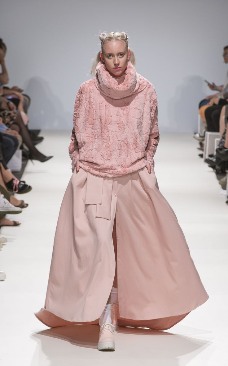 LILA at the MQ Vienna Fashion Week 2016