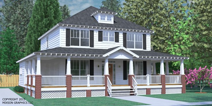 249 best House Plans by Southern Heritage Home Designs ...