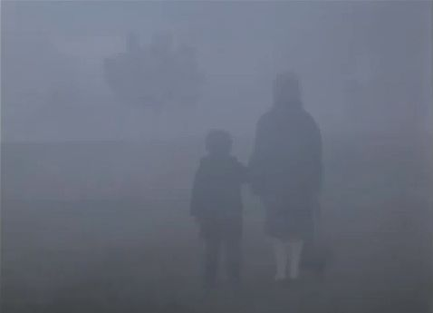 Things that Quicken the Heart: Movie Moments - Landscape in the Mist, 1988