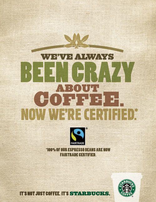 starbucks | Chroniques du storytelling : un café 100% équitable avec Starbucks ...