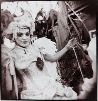 Vintage Mardi Gras