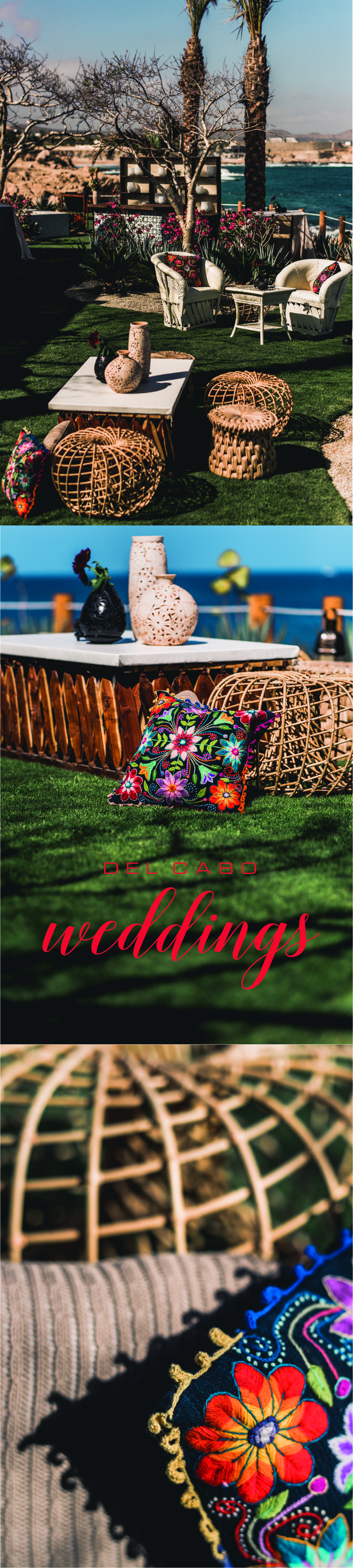 Get inspired by colors! This rustic Mexican wedding theme is perfect for the traditional bride. Combine culture and love in a beautiful setting!  Visit our website by clicking on the image!