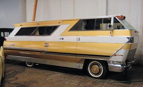 1971 Star Streak Motorhome