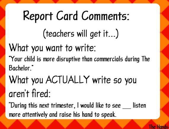 Report Comment Writing Teacher Memes Stop Laugh And Write Report Card Comments Teacher Memes Teacher