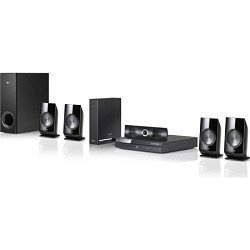 You are looking LG BH6820SW 1000W 3D Blu-ray Home Theater System with Smart TV and Wireless Rear Speakers One More Best store