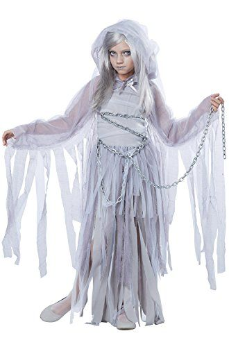 awesome California Costumes Haunted Beauty Child Costume