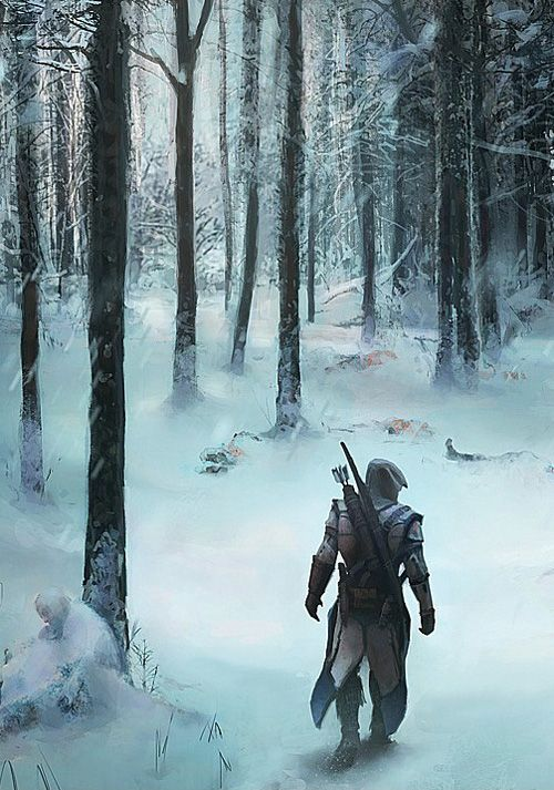 Connor Kenway. Assassin's Creed 3