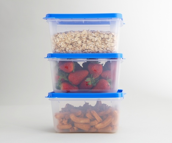 The All Purpose Storers are high quality plastic storage containers. It can be used in the kitchen, bedroom, laundry, shed, for crafts and more!