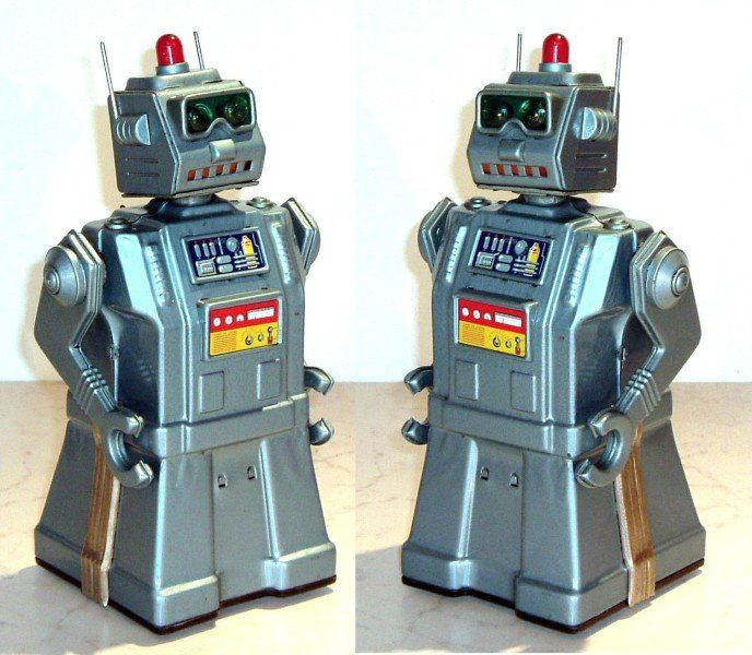 how to make a robot with household items pdf