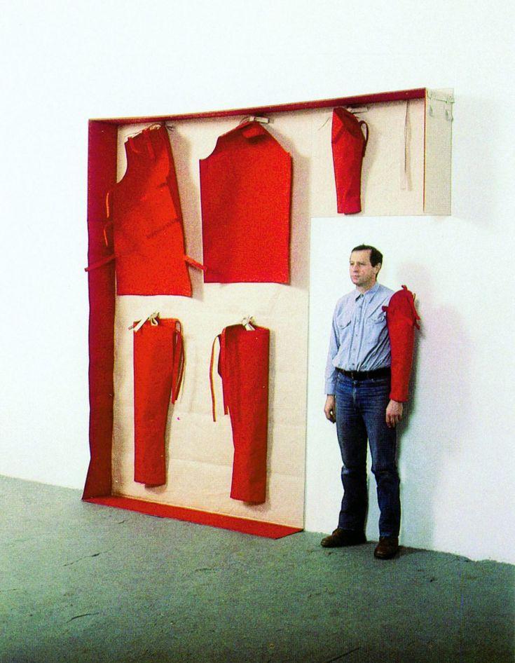 Franz Erhard Walther, Den Körper hinzu, 1983
