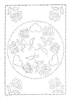 Dutch plate pattern  -S